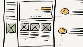 Wireframing: The key to a user-friendly website